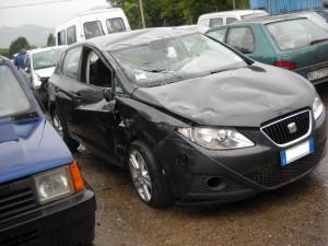 SEAT  Ibiza DEL 2009 1896cc. 1.9 TDI