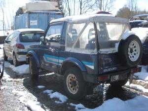 SUZUKI  Santana DEL 1988 1324cc. 1.3