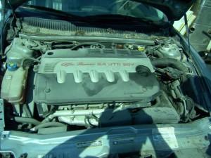 ALFA ROMEO  156 DEL 2003 2400cc. multijet