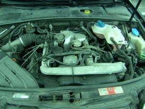 AUDI  A4 DEL 2004 2500cc.