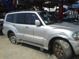 MITSUBISHI  Pajero DEL 2003 3200cc.