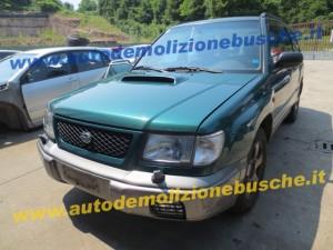 SUBARU  Forester DEL 1999 1994cc. 4X4