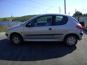 PEUGEOT  206 DEL 2000 1360cc.