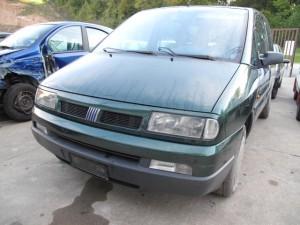 FIAT  Ulysse DEL 1996 1905cc.
