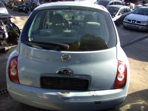 NISSAN  Micra DEL 2006 1200cc. 1200CC 16v k12