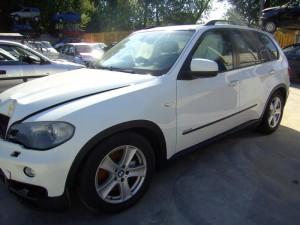 BMW  X5 DEL 2008 2993cc. 2993CC DIESEL