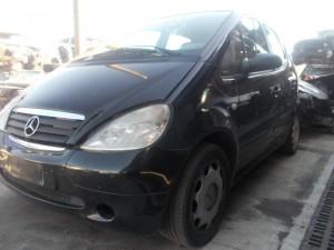 MERCEDES-BENZ  A 170 DEL 2002 1700cc.