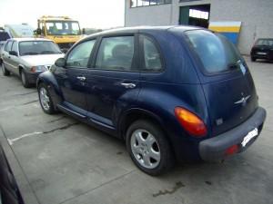 CHRYSLER  PT Cruiser DEL 2000 2000cc. 2000 benzina- gpl