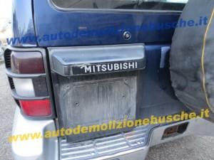 MITSUBISHI  Pajero DEL 1998 2835cc.