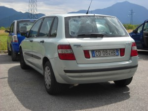 FIAT  Stilo DEL 2002 1910cc. 1.9 JTD 80