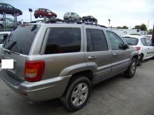 JEEP  Grand Cherokee DEL 2001 3100cc. 3100 TD