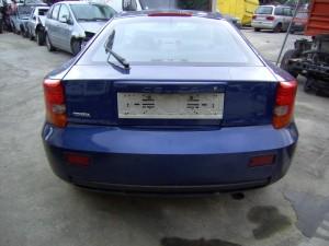 TOYOTA  Celica DEL 2000 1794cc. 1794 Benzina