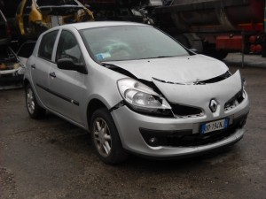RENAULT  Clio DEL 2006 1149cc. 1.2