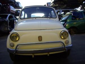 FIAT  500 DEL 1968 500cc.