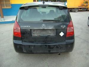CITROEN  C2 DEL 2004 1587cc. 1587 CC benzina
