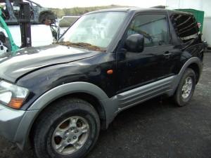 MITSUBISHI  Pajero DEL 2000 3200cc.
