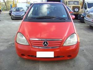 MERCEDES-BENZ  A 160 DEL 1998 1598cc.