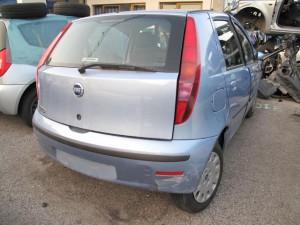 FIAT  Punto DEL 2008 1242cc.
