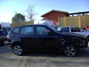 BMW  X3 DEL 2006 2000cc.