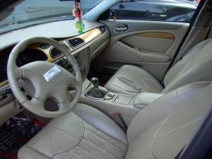 JAGUAR  X-Type DEL 2000 3000cc.