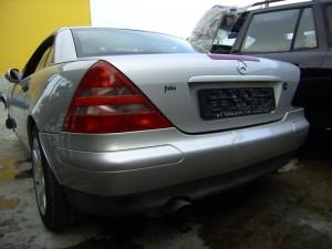 MERCEDES-BENZ  SLK 230 DEL 2001 2300cc. 23000 COMPRESSOR