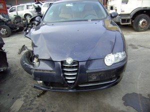 ALFA ROMEO  147 DEL 2001 1600cc. 1.6 T.SPARK