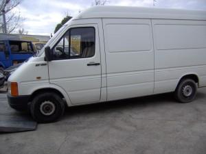 VOLKSWAGEN  Transporter DEL 2000 2500cc.