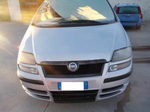 FIAT  Ulysse DEL 2005 2000cc. 1997 DIESEL