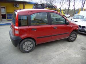 FIAT  Panda DEL 2007 1100cc. 1100cc actual