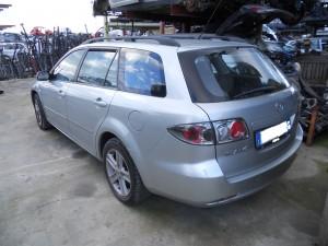 MAZDA  6 DEL 2006 0cc.