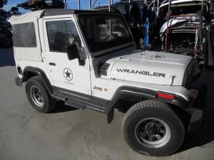JEEP  Wrangler DEL 1996 0cc.