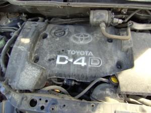TOYOTA  corolla verso DEL 2004 2000cc. 1995     D4D