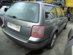 VOLKSWAGEN  Passat DEL 2003 1900cc. 1900 TDI