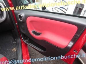FIAT  Panda DEL 2012 875cc.
