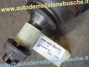 PEUGEOT  308 DEL 2013 1560cc. HDI