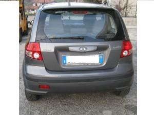HYUNDAI  Getz DEL 2004 1500cc. 1500 CRDI