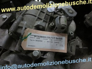 MITSUBISHI  Colt DEL 2005 1124cc.