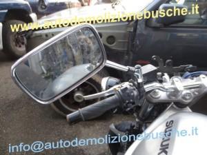 SUZUKI  Bandit DEL 2001 1157cc.