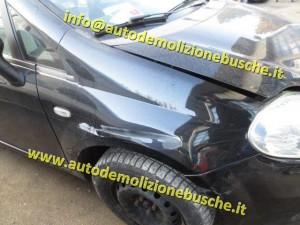 FIAT  Grande Punto DEL 2008 1248cc. MJD