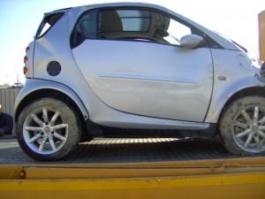 SMART  ForTwo DEL 2006 698cc.