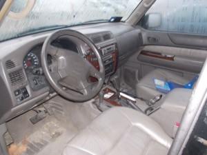 NISSAN  PATROL cc 3000 Di-D DEL 2001 3000cc. 3000 TD