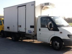 FORD  Transit DEL 2000 2402cc. 2402