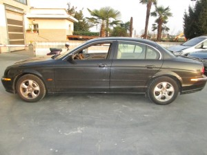 JAGUAR  S-Type DEL 1999 2967cc.