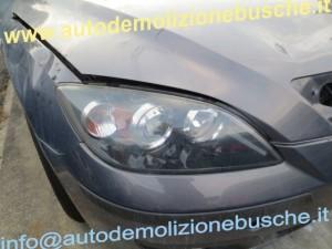 MAZDA  3 DEL 2007 1560cc. TD