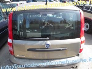 FIAT  Panda DEL 2007 1242cc.