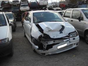FIAT  Punto DEL 1996 1372cc. 1.4 T 8V GT