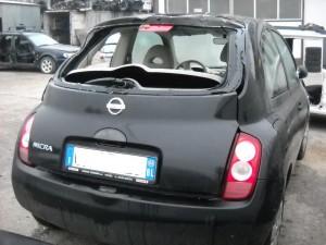 NISSAN  Micra DEL 2004 998cc. 1.0