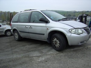 CHRYSLER  Grand Voyager DEL 2004 2500cc. 2500 CRD MNV
