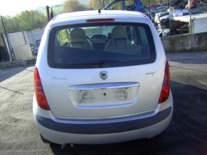 LANCIA  MUSA DEL 2007 1300cc. 1300 MTJ