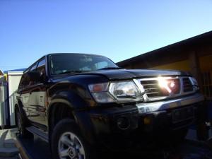 NISSAN  Patrol DEL 2001 2953cc. 2953 TD SUV